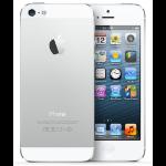 Celular Apple iPhone 5 64GB 4G Color blanco Reacondicionado Grado A
