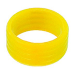 Kramer Electronics CON-RING-COMP/YEL cable boot Yellow 100 pc(s)