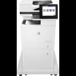 HP LaserJet Enterprise M632fht Laser 65 ppm 1200 x 1200 DPI A4