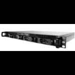 Netgear ReadyNAS 2120 v2 NAS Rack (1U) Ethernet LAN Black