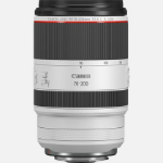 Canon RF 70-200mm F2.8L IS USM MILC/SLR Tele zoom lens Black,White