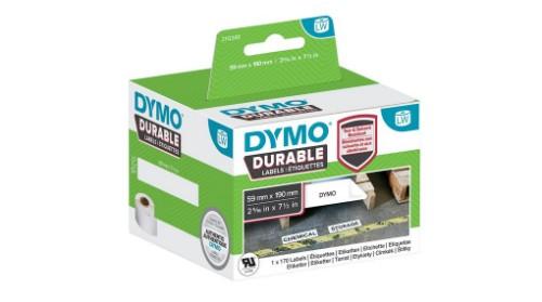 DYMO LabelWriter™ Durable Labels - 59 x 190 mm