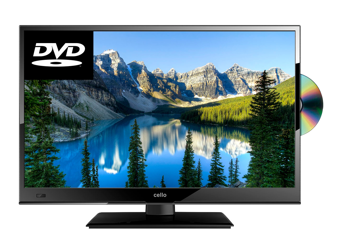 "Cello C20230F LED TV 50.8 cm (20"") HD Black"