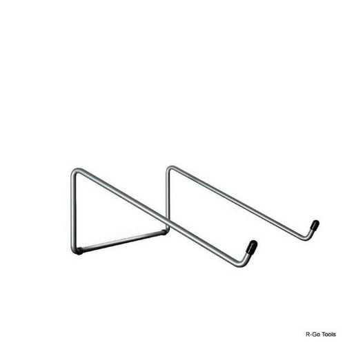 R-Go Tools R-Go Steel Basic Laptop Stand, silver