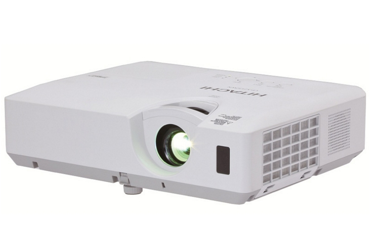 Hitachi CPWX3541WN data projector 3700 ANSI lumens 3LCD WXGA (1280x800) Desktop projector White
