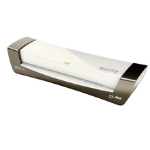 Leitz iLAM Laminator Office A4 Hot laminator 400 mm/min Silver,White
