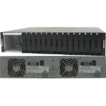 Perle MCR1900-DDC Rack capacity Network Chassis