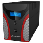 PowerWalker VI 1200 GX IEC UK Line-Interactive 1200 VA 720 W 6 AC outlet(s)