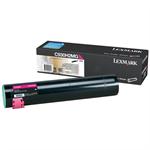 Lexmark C930H2MG Toner magenta, 24K pages