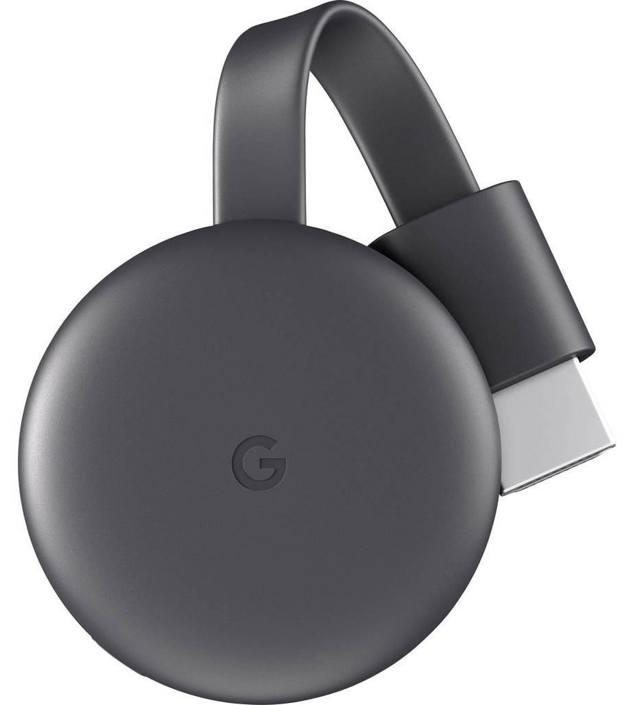 Google Chromecast 3 Full HD HDMI Carbon