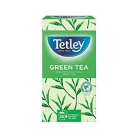 Tetley FRUIT HERBAL PURE GREEN TEAPK25