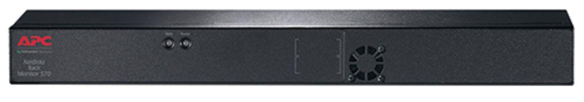 APC NetBotz Rack Monitor 570 network management device Ethernet LAN
