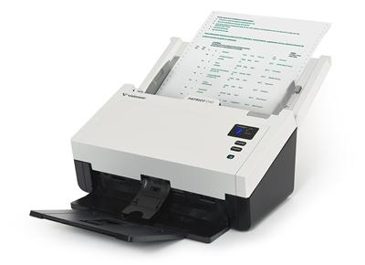 Visioneer Patriot D40 ADF + Manual feed scanner 600 x 600DPI A4 Black,Grey