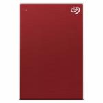 Seagate Backup Plus Slim external hard drive 1000 GB Red
