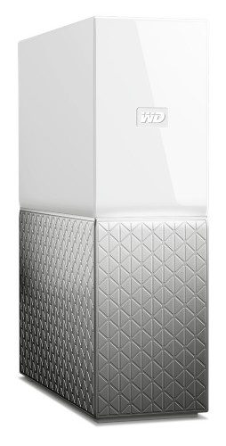 Western Digital My Cloud Home personal cloud storage device 6 TB Ethernet LAN Grey
