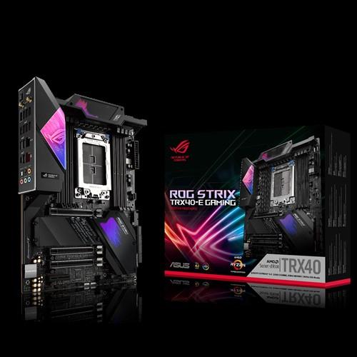 ASUS ROG STRIX TRX40-E GAMING motherboard TRX4 ATX AMD TRX40