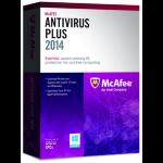 McAfee AntiVirus Plus 2014