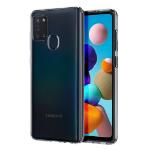 """Spigen ACS00975 mobiele telefoon behuizingen 16,5 cm (6.5"""") Hoes Transparant"""
