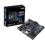 ASUS PRIME A320M-E moederbord Socket AM4 Micro ATX AMD A320