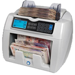 Safescan 2685 Banknote Counter GBP and Euro 800-1500 Notes/min Ref 112-0511