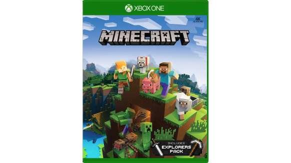 Microsoft Minecraft: Explorer's Pack Xbox One Basic+DLC