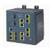 Cisco IE-3000-8TC-E Managed L3 Fast Ethernet (10/100) Black network switch