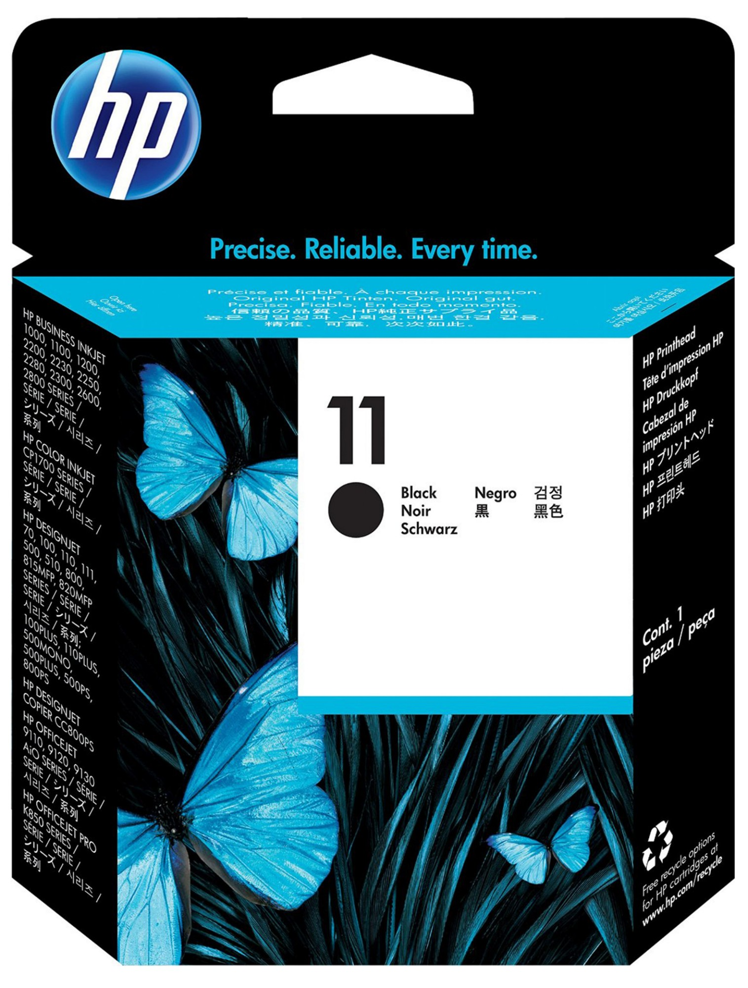 HP 11 cabeza de impresora