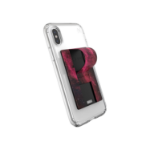 Speck GrabTab Camo Collection Mobile phone/Smartphone Red Passive holder
