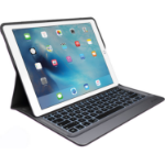 Logitech CREATE Smart Connector QWERTZ Swiss Black,Grey mobile device keyboard