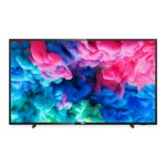 "Philips 6500 series 43PUS6503/12 Refurb Grade C LED TV 109.2 cm (43"") 4K Ultra HD Smart TV Wi-Fi Black"