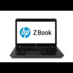 HP ZBook 14 Notebook 35.6 cm (14