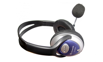 Stereo Headphone Dh-660 With Microphone