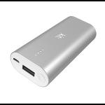 Kit PWRMET6SI power bank Silver Lithium-Ion (Li-Ion) 6000 mAh