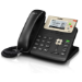 Yealink T23GN Black Wired handset 3lines LCD IP phone