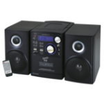 Supersonic SC-807 Black Home Audio Set