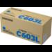 Samsung Cartucho de tóner cian de alto rendimiento CLT-C603L