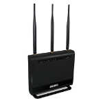 Billion BiPAC 8800AXL R2 Dual-band (2.4 GHz / 5 GHz) Gigabit Ethernet Black wireless router