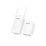 Tenda PH5 network extender Network transmitter White 10, 100, 1000 Mbit/s