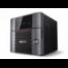 Buffalo 3210DN Ethernet Escritorio Negro NAS