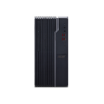 Acer Veriton S4660G Intel® 9ste generatie Core™ i3 i3-9100 4 GB DDR4-SDRAM 128 GB SSD Zwart Toren PC