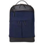 Targus Newport backpack Leatherette,Nylon Black,Navy
