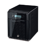 Buffalo TeraStation 3400 4TB Storage server Mini Tower Ethernet LAN Black