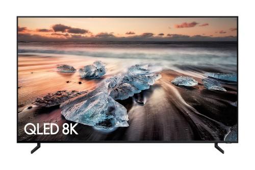 """Samsung QE75Q900RAT 190.5 cm (75"""") 8K Ultra HD Smart TV Wi-Fi Black"""