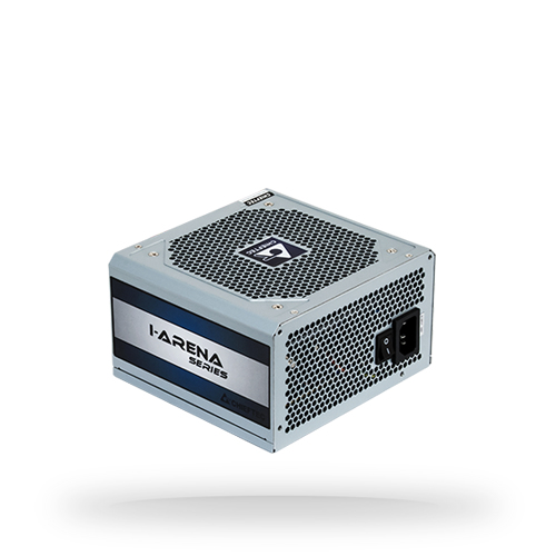 Chieftec GPC-500S power supply unit 500 W PS/2 Silver