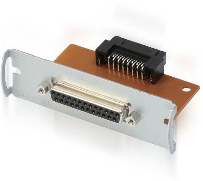 Serial Interface Card Rs-232