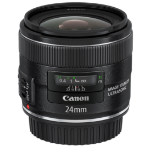 Canon EF 24mm f/2.8 IS USM MILC Wide lens