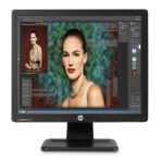 "HP ProDisplay P17A computer monitor 43,2 cm (17"") LED Zwart"