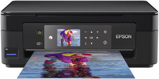 Epson Expression Home XP-452 5760 x 1440DPI Inkjet A4 33ppm Wi-Fi