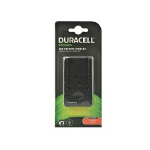 Duracell DRC5802 Indoor, Outdoor Black mobile device charger