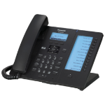 Panasonic KX-HDV230XB Wired handset LCD IP phone